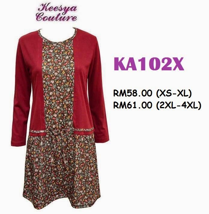 T-shirt-Muslimah-Keesya-KA102X