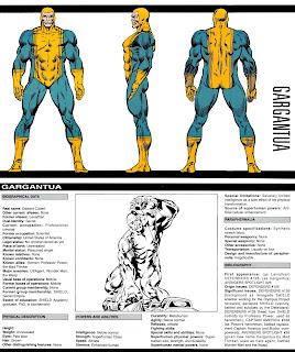 Gargantua (ficha marvel comics)