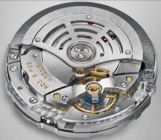 Calibre 9001 Rolex