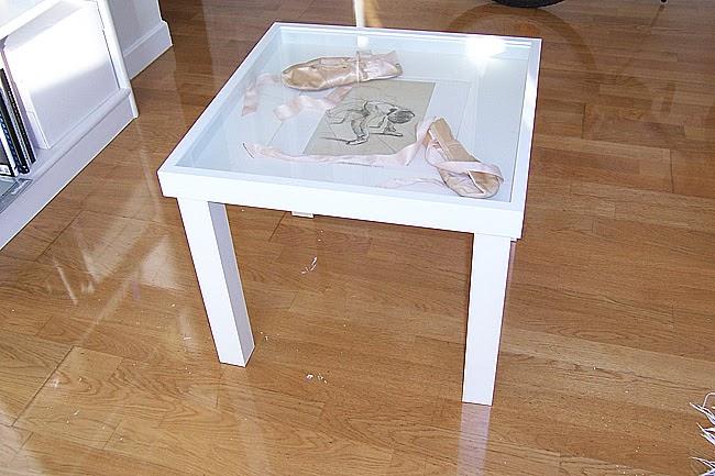 Salirse del marco mi llave allen - Ikea mesa lack blanca ...
