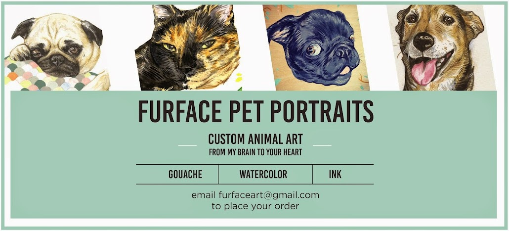 FURFACE Pet Portraits