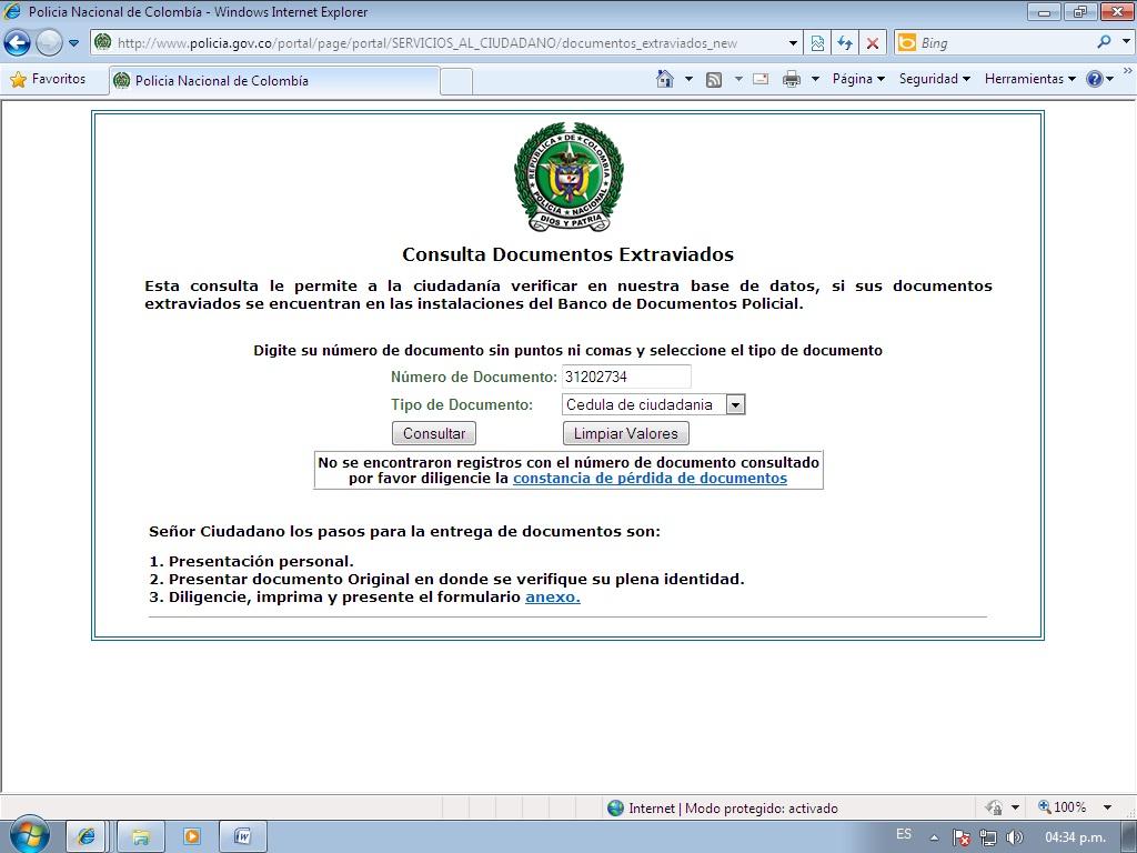 Consulta de afiliados a la Base de Datos Única del Sistema de