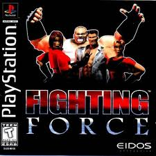 Download - Fighting Force - PS1 - ISO