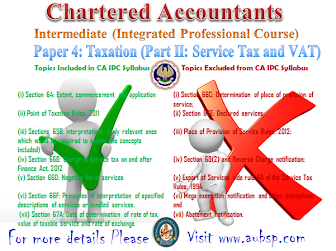 Service Tax Applicability