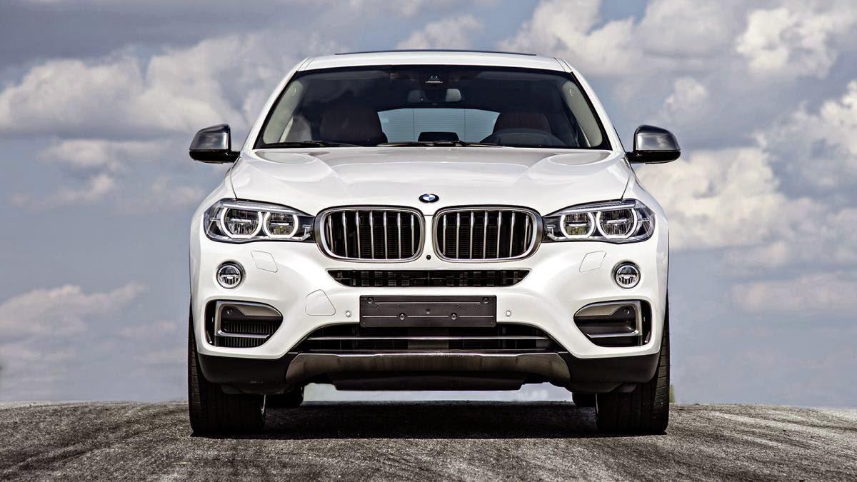 2015 BMW X6 drive review
