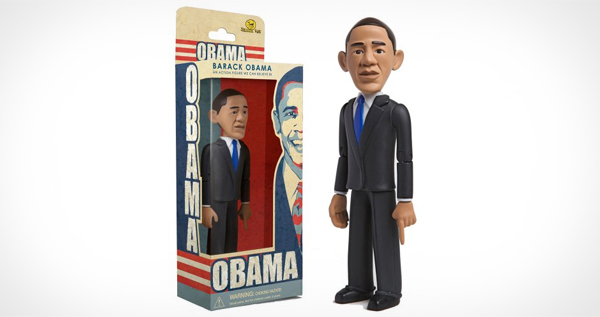 Barack Obama Action Figure