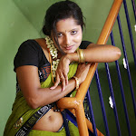 South Indian B Grade Film Actress in Saree