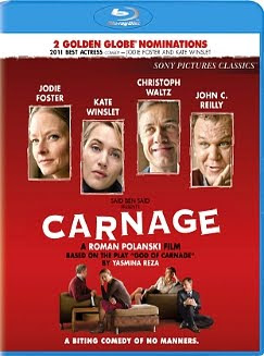 Filme Poster Carnage BDRip XviD & RMVB Legendado