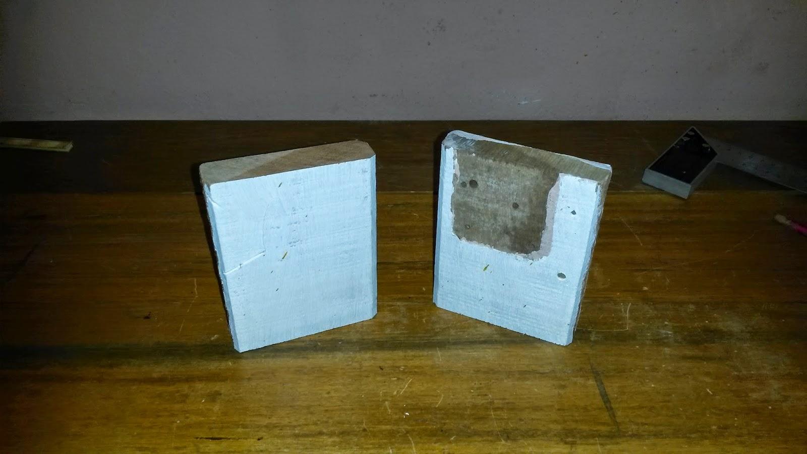 Oficina do Quintal: Como fazer um mini torno para madeira #5F490C 1600x900