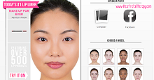Try a Virtual Makeover