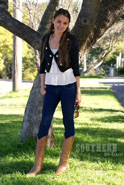 Southern In-Law DUO Boots Nevada Review