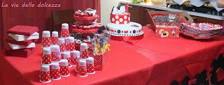 Allestimento party Minnie