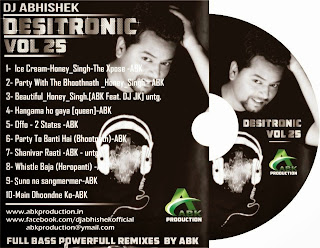 DESITRONIC VOL - 25 ABK PRODUCTION