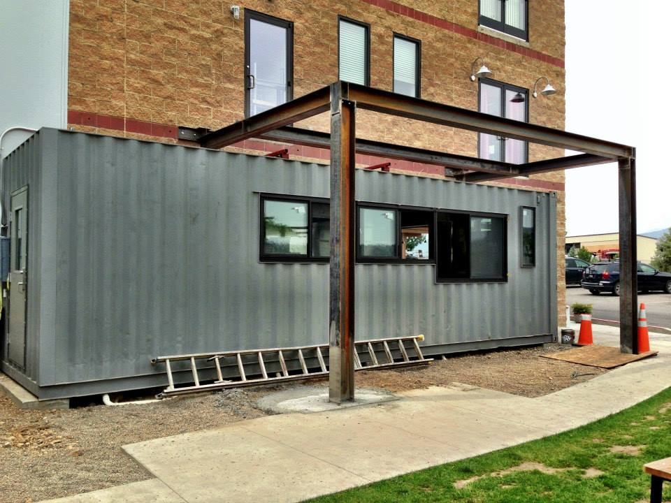 Shipping container homes - Cargo container homes ...