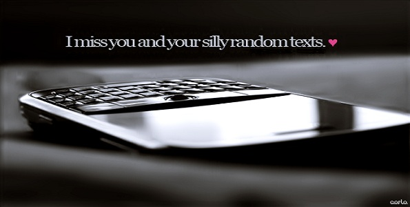 sms pour dire tu me manques