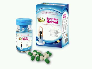 Obat Pelangsing Body Slim Herbal Asli