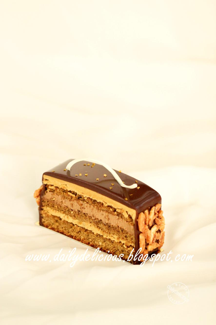 Coffee Flavored Birthday Cake Recipe
