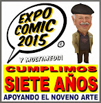 Expo-Comic 2015 y Multimedia