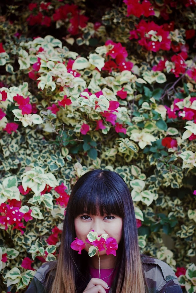 Spring Photoshoot Lucy and the Runaways