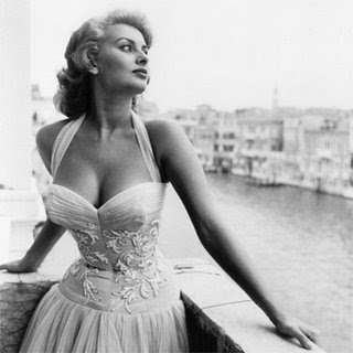 fotos de Sophia Loren style