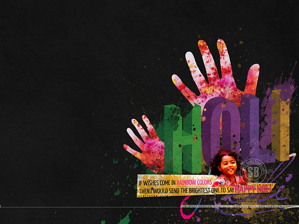 top 10 holi wallpapers for facebook