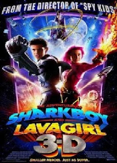 Cặp Đôi Siêu Nhân - The Adventures Of Sharkboy And Lavagirl