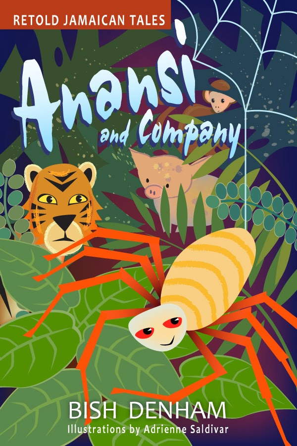 ANANSI AND COMPANY NOW AVAILABLE ON AMAZON