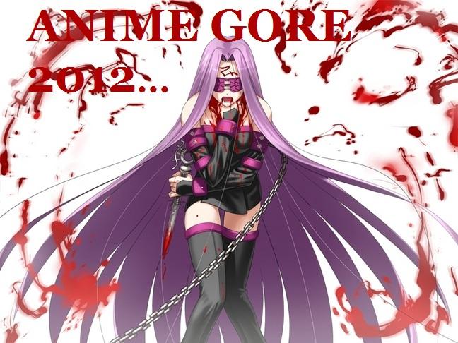 Anime gore 2012 anime gore 2012 for Imagenes de anime gore