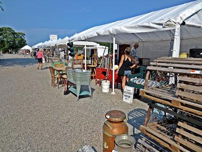 Long Island Pickers Flea Market