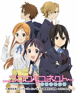 Download Full Anime Kokoro Connect Subtitle Indonesia [1-17]