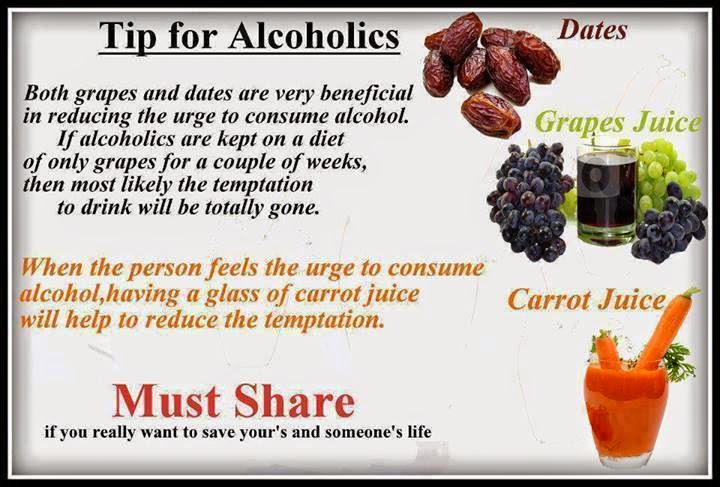 How to avoid urge to consume alcohol