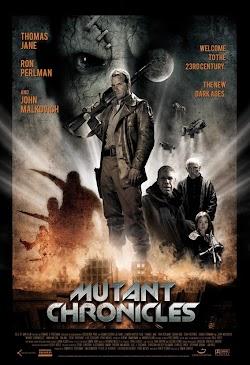 Biên Niên Sử Dị Nhân - Mutant Chronicles (2008) Poster