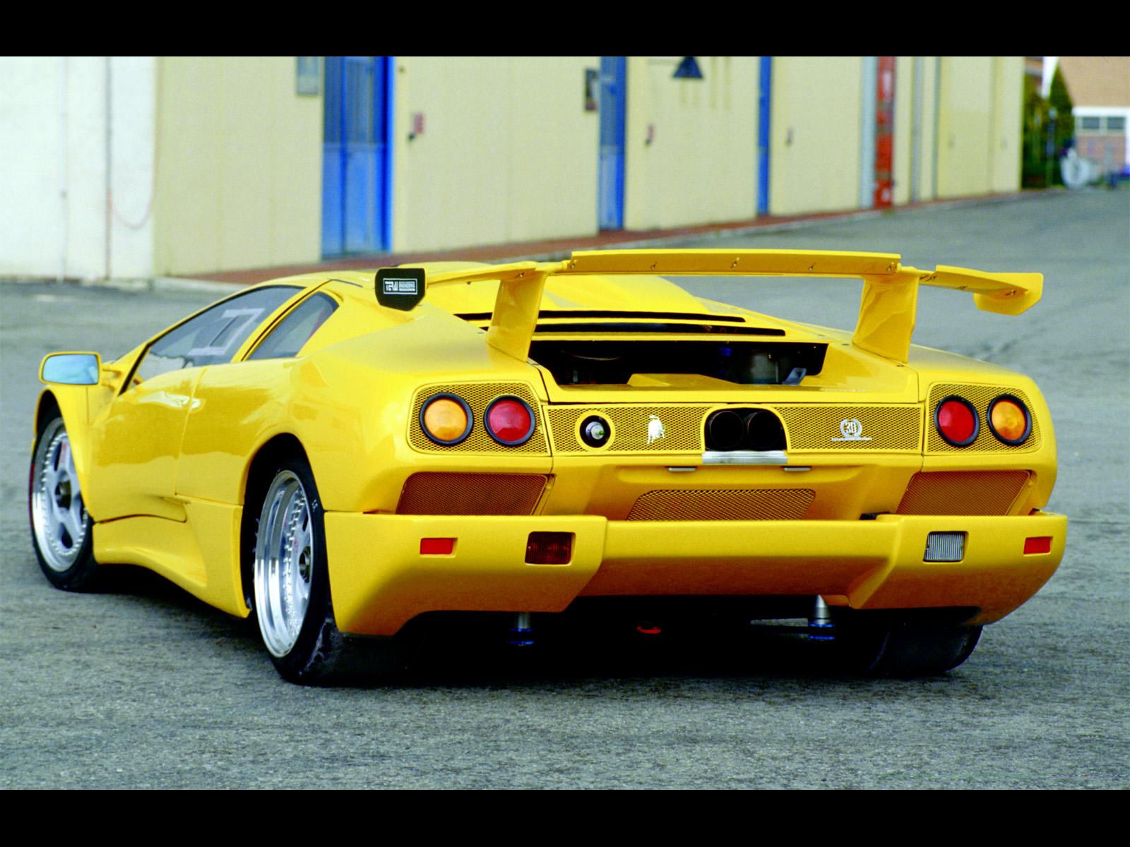 Luxury Lamborghini Cars Lamborghini Diablo