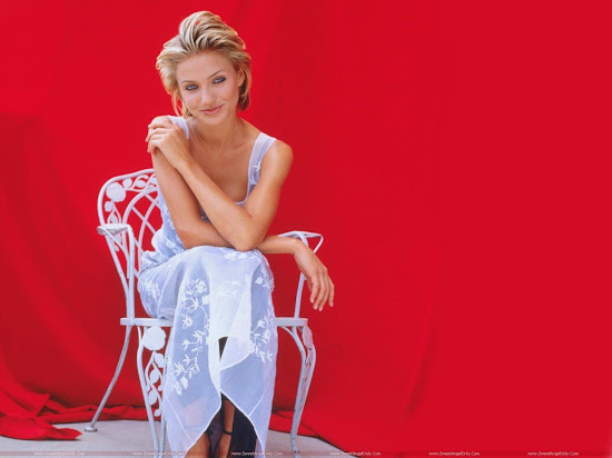 Cameron Diaz top actress