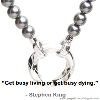 stephen King success story quote