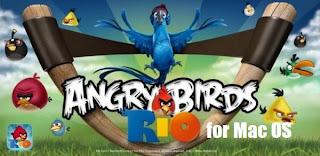 Angry Birds Rio for Mac OS