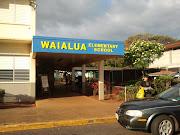 Waialua Elementary School, WaialuaOahu, HI.