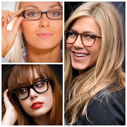 Óculos de grau feminino