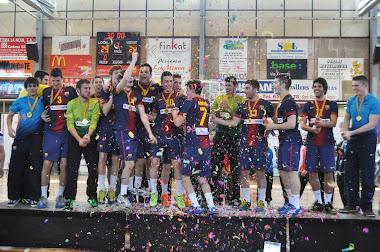 TOP 4 Lliga Catalana Juvenil Masculina