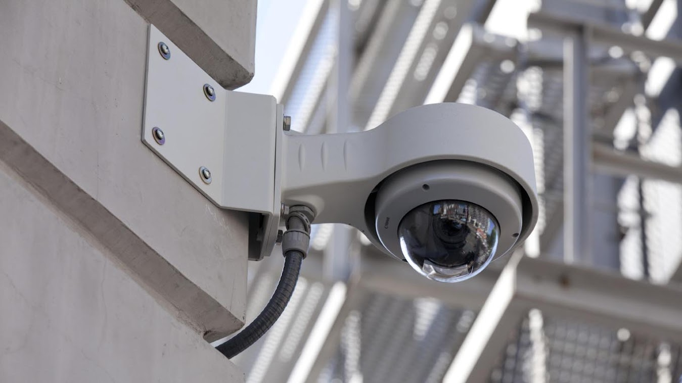 HD digital security cameras and DVR's