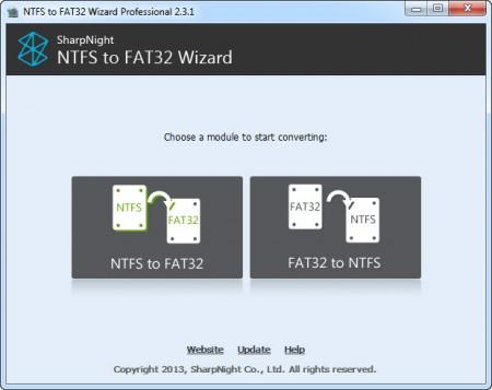 NTFS+to+FAT32+Wizard+Pro - NTFS to FAT32 Wizard 2.3 (24 Saat Kampanya)