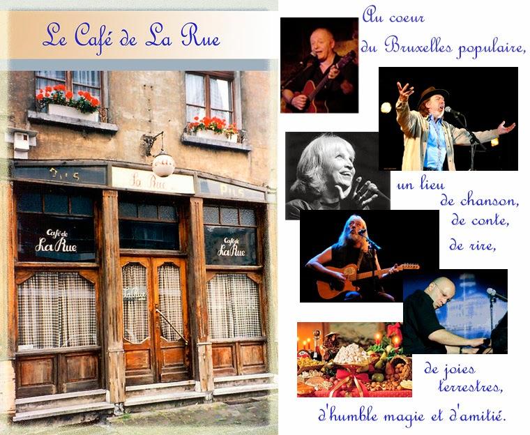 Le Café de la Rue