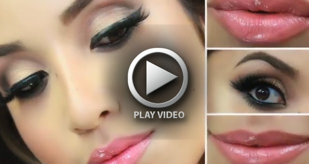 Party Occasional Makeup Tutorial - Full Step By Step | Fashion Week 2015