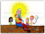 ♥Dibujos de niños en el colegio ♥. Publicado por nutra_sur en 02:03 peques de paseo