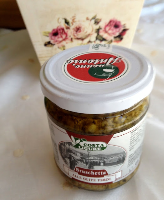 bruschetta italiana