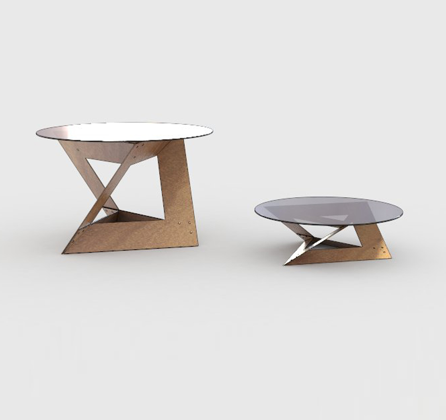 Kirsty whyte design studio for Complex table design