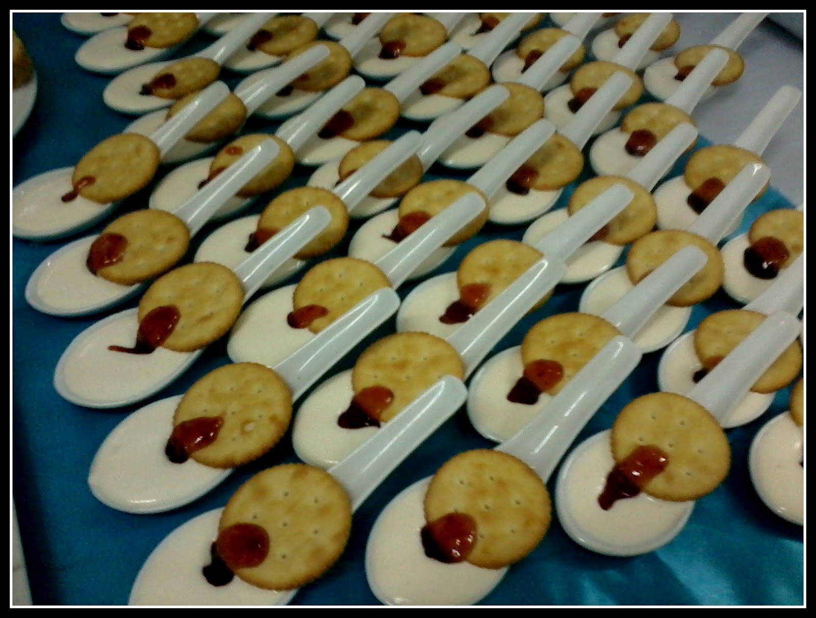 My off picks canape activity for Canape using fita