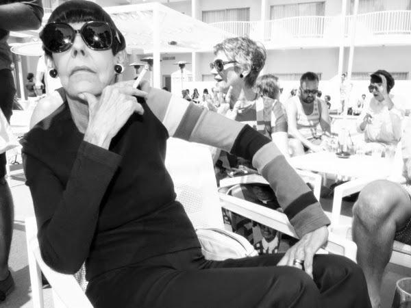 Here Is How You Can Get The Peggy Moffitt Vintage Glasses Look!