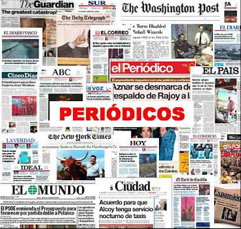 Toda la prensa digital en España