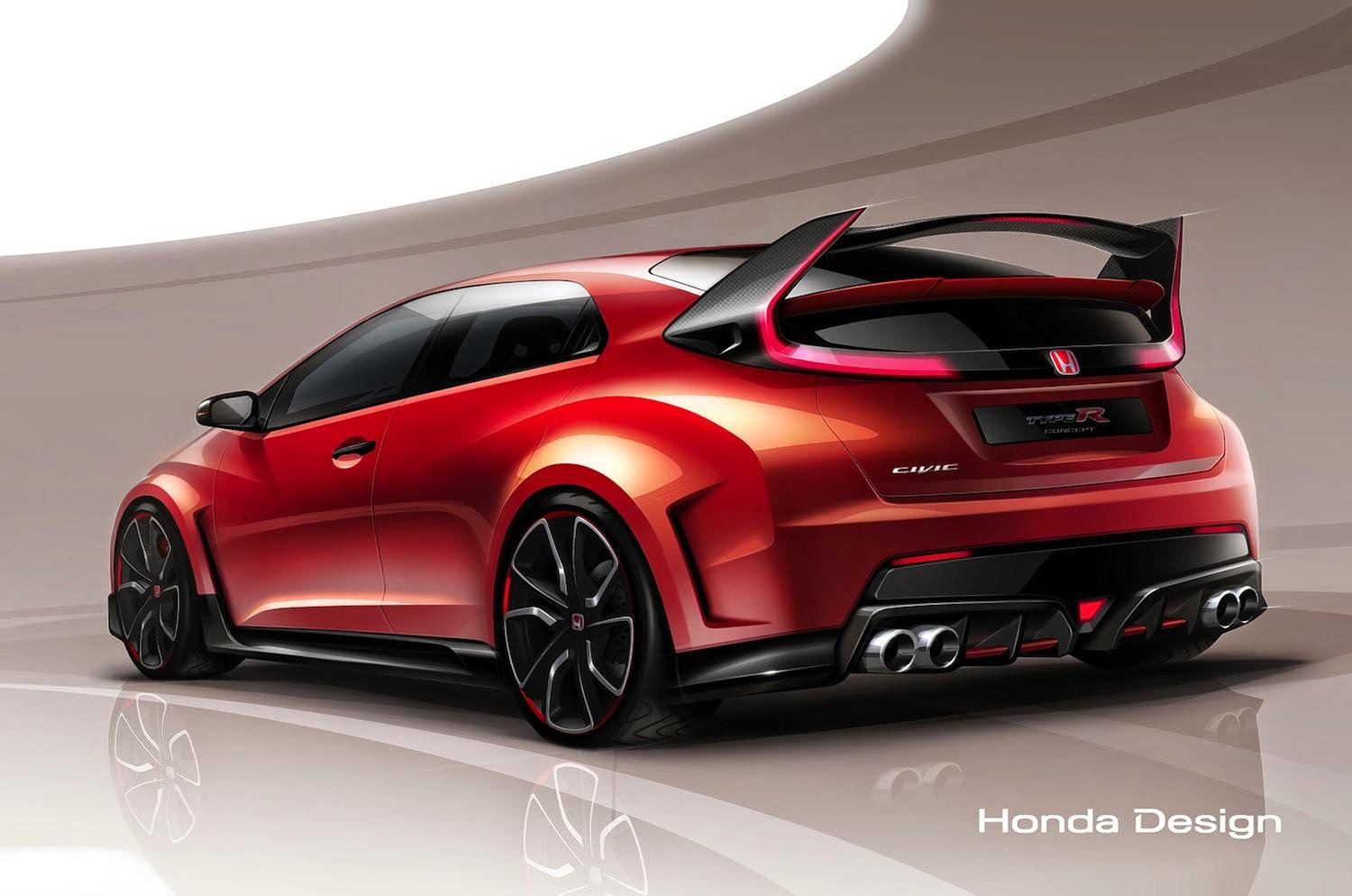 2015 Honda Civic Type R Car Review And Modification